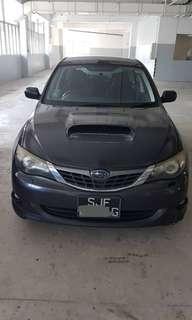 Subaru Ver 10 WRX 2.0 M
