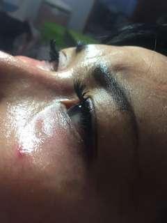 Promo Eyelash extension natural type D
