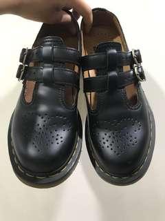 🚚 正版馬汀大夫Dr.Martens8065Mary Jane 瑪麗珍經典款皮鞋