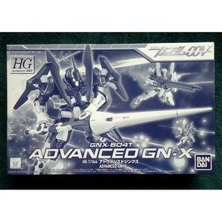 [ P-Bandai Gunpla ] HG00 1/144 Advanced GN-X
