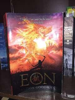 Eon by Allison Goodman