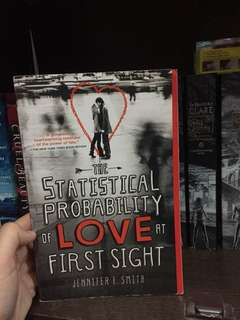 The Statistical Probability Love At First Sight