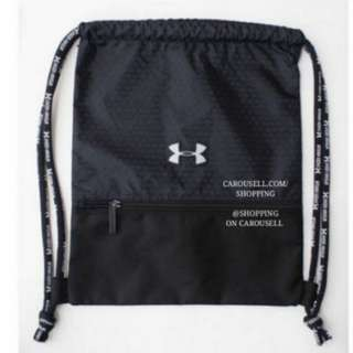 (4 Colours) Authentic Under Armour Drawstring Bag