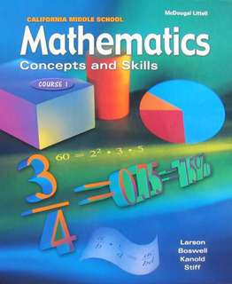 math textbook/notes (up to 15% discount!!)