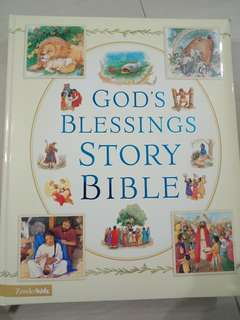 God's Blessing Story Bible