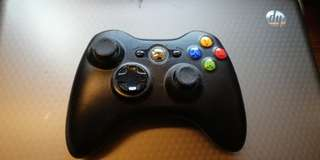 Xbox 360 Wireless Controller for pc use