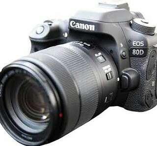 Camera canon eos 80D bisa kredit proses cepat