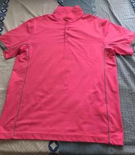 NikeGolf Tour Performance Pink Polo Shirt