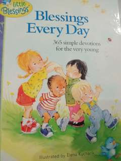 365 simple devotion for young kids