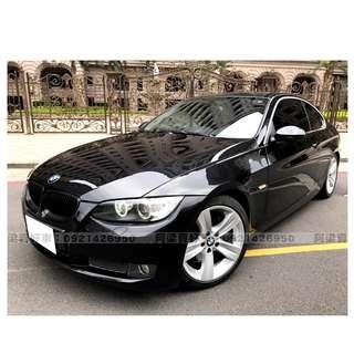 2007年-BMW-335i『輕鬆低月付』怎麼輕鬆貸.讓我來幫你!