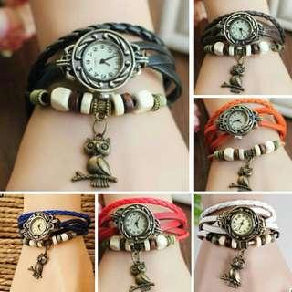 Jam tangan quartz lilit
