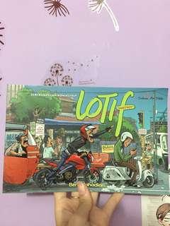 Komikstrip Lotif