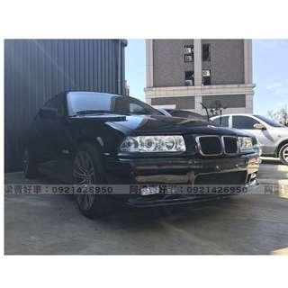1997年-BMW-318『輕鬆低月付』怎麼輕鬆貸.讓我來幫你!