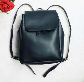 Miniso navy bag