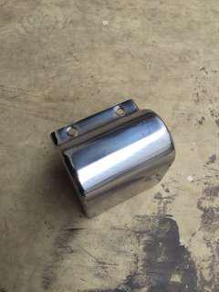 Harley Davidson XLH sportster chrome ignition coil cover