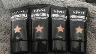Invincible Foundation NYX