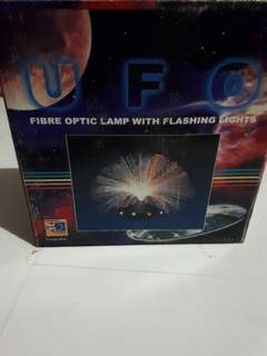 Fibre optic lamp rush sale