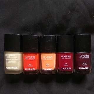 🚚 Chanel Nail Polish