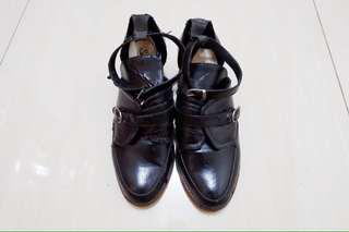 Oxford Heels Shoes