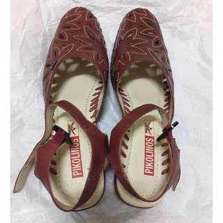 Authentic Pikolinos Leather Sandals
