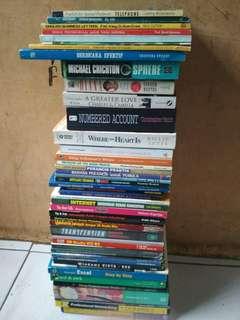 Jual borongan buku