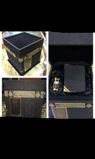 Kaabah Gift ( Quran + Perfume) 🎁