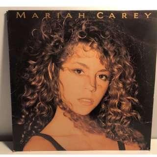 Mariah Carey Vinyl Record LP