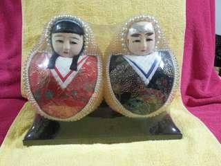 🚚 日本西陣織娃娃