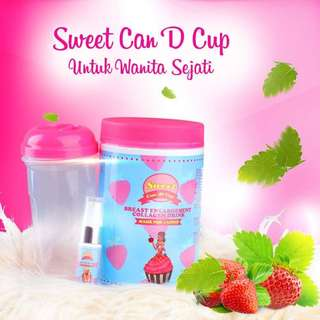Sweet Can D Cup - 500gm