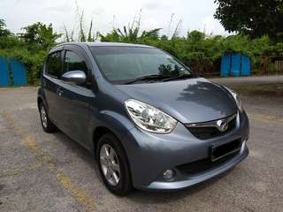 PERODUA MYVI 1.3 SXI MANUAL YEAR 2012.1 MALAY OWNER LOW MILEAGE FULL PERODUA SERVICE RECORD .4 NEW TYRES.