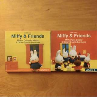 🚚 Miffy and Friends VCDs