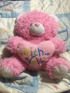 Boneka bear #maudecay