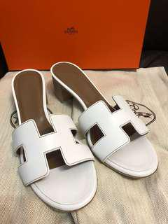 100% authentic and new💕Hermes Sandals 涼鞋 size 37