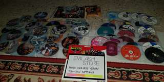 Used game PS2,PSOne & Xbox 1st Gen