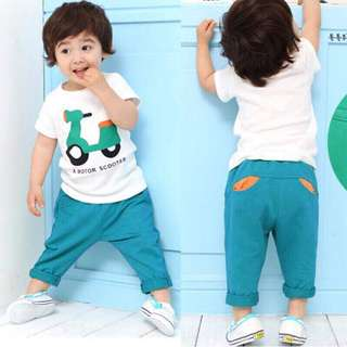 Top + pants set
