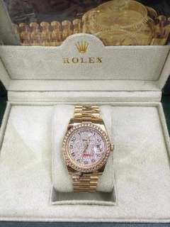 Authentic Rolex Watch