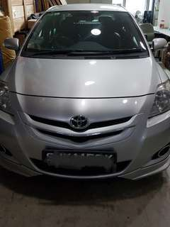 Toyota Vios $315/weekly