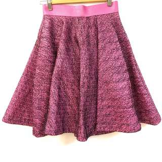 Oh my gold pink skirt size 36