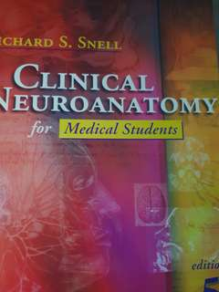 Snell Clinical Neuroanatomy