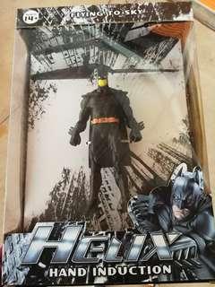 Action figure toys (Avengers)