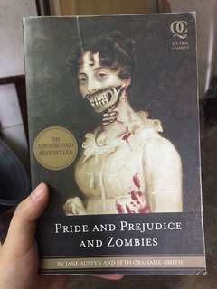 Pride Prejudice and Zombies novel