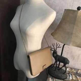 (欣賞)Dior信封包 斜咩袋 鏈包 手拎包 日本中古二手 vintage