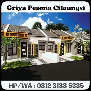 Rumah murah subsisdi lokasi strategis terjangkau dari Jakarta