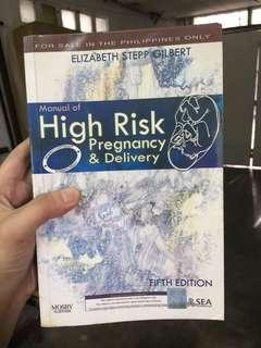 Nursing OB book