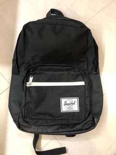 Herschel backpack black