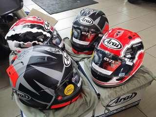 Arai Helmet - Authentic Japanese