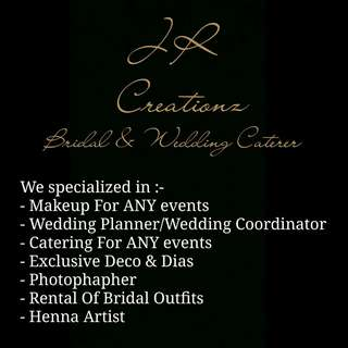 Bridal & Wedding Caterer