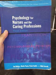 Nursing Psych book