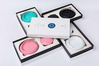 3N 隱形眼鏡清洗機 ✅✅✅懶人必備喔  👍👍👍 黑 白 粉 藍 4隻色 👏👏
