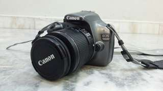 Canon DSLR EOS Camera 1100-D